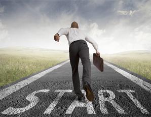 Een sprintende start voor jouw onderneming